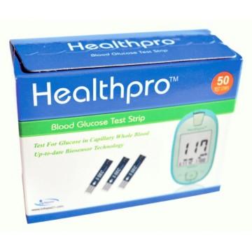 Testni lističi HealthPRO