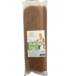 Polnozrnati špageti