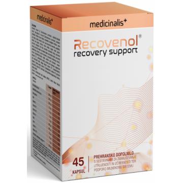 Medicinalis+ Recovenol®, 45 kapsul