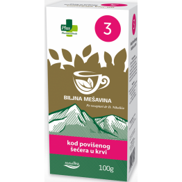Zeliščni čaj za uravnavanje krvnega sladkorja