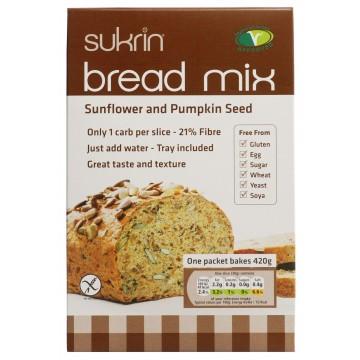 Sukrin mešanica za pripravo kruha